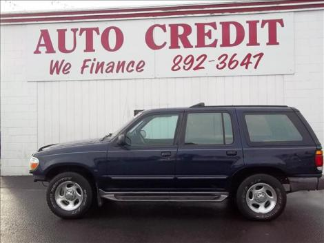 Used Ford Explorer Xl 96 Suv For Sale In Wa Under 1000