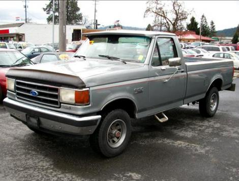 Used 1990 Ford F-150 Regular Cab Truck For Sale in WA ...