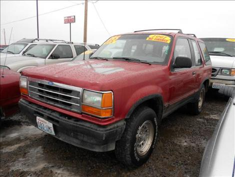 Used 1991 Ford Explorer Xlt Suv For Sale In Wa Autopten Com