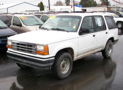 Cheap Suv Under 2000 Low Mileage Ford Explorer Xl 92