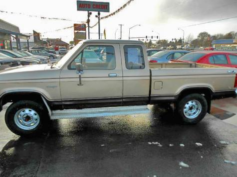 Used 1986 Ford Ranger SuperCab Pickup Truck For Sale in WA ...