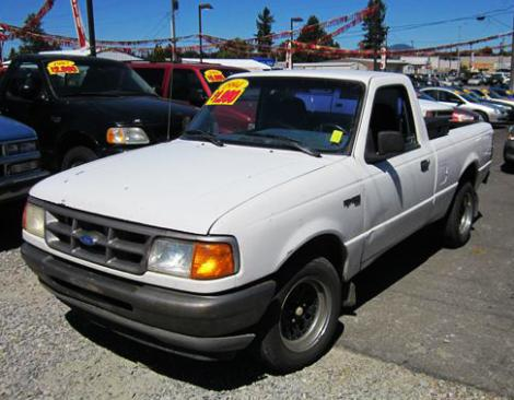used 1994 ford ranger xl truck for sale in wa autopten
