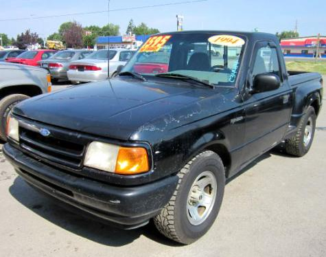 Cheap Pickup Truck Around 1500 Ford Ranger Xl 94 In Wa