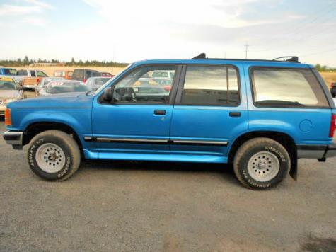 Ford Explorer Used Cars Sale