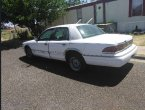 1994 Mercury Grand Marquis (White)
