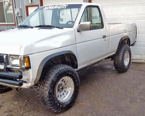 1993 nissan pickup truck for sale by owner in or under 2000. Black Bedroom Furniture Sets. Home Design Ideas