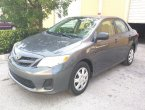 2011 Toyota Corolla under $7000 in Florida