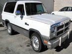 1992 Dodge Ramcharger under $5000 in California