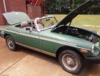 1978 MG MGB under $2000 in Georgia