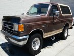 1991 Ford Bronco in California