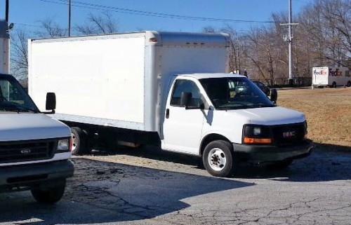 GMC Savana Box Truck '06, $3500 or Less, Atlanta GA, 1-Owner - Autopten.com