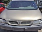 1999 Pontiac Montana under $1000 in Indiana