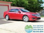 2011 Ford Fusion under $6000 in Oklahoma