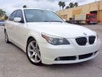 2007 BMW 550 in Florida