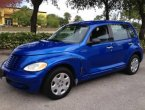 2005 Chrysler PT Cruiser (Blue)
