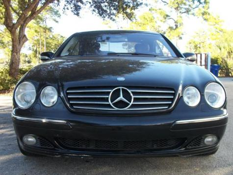 2002 mercedes benz cl class cl500 for sale in fort myers for Mercedes benz fort myers fl