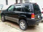 2001 Ford Escape in North Carolina