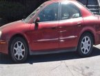 2002 Mercury Sable (Red)