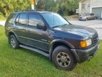 1999 Isuzu Rodeo (Black)