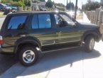 1997 Infiniti QX4 under $2000 in California