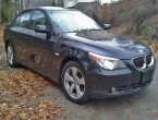 2007 BMW 525 in Massachusetts
