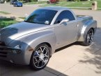 2004 Chevrolet SSR under $26000 in Texas