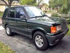 1998 Land Rover Range Rover (Hunter Green)