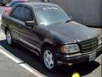 1996 Mercedes Benz 280 (Black)