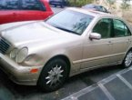 2001 Mercedes Benz E-Class under $2000 in North Carolina