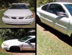 1999 Pontiac Grand AM under $1000 in Mississippi