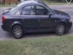 1999 Audi A6 (Green  Bblue)