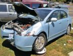 2007 Honda Civic Hybrid in Oregon