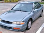 Accord was SOLD for only $800...!