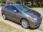 2012 Honda Civic under $12000 in Texas