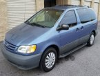 2001 Toyota Sienna under $3000 in Florida