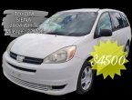 2004 Toyota Sienna under $5000 in Washington