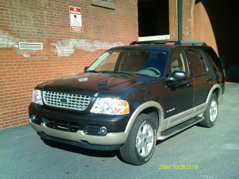 2005 Ford Explorer Eddie Bauer For Sale In Baltimore Md