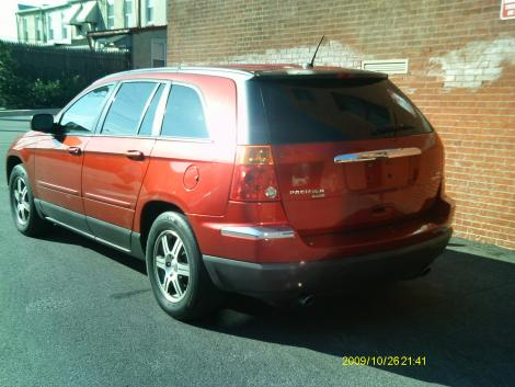 2007 chrysler pacifica touring for sale under 14000 in baltimore md. Black Bedroom Furniture Sets. Home Design Ideas
