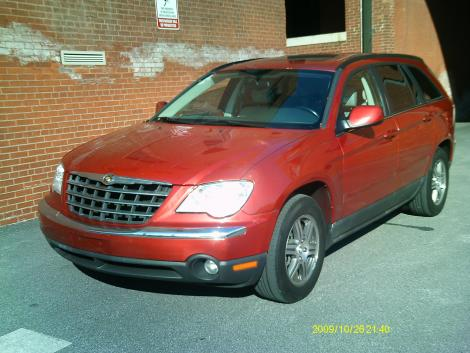 2007 chrysler pacifica touring for sale in baltimore md under 14000. Black Bedroom Furniture Sets. Home Design Ideas