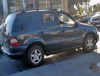 2000 Mercedes Benz ML-Class under $4000 in California