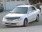 1999 Honda Accord in CA