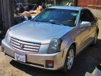 2005 Cadillac CTS under $4000 in California
