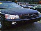 2003 Toyota Highlander in GA