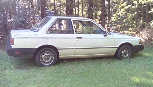 Cheap Car $500 Chapel Hill NC: '90 Nissan Sentra (By Owner ...