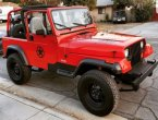 1993 Jeep Wrangler in California
