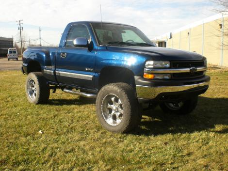 Chevrolet Silverado Truck By Owner In Mi Under 9000