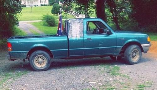 ford ranger 96 4.0
