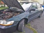 1998 Honda Accord (Money Green)