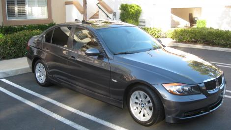 Photo #3: luxury sedan: 2006 BMW 325 (Charcoal Gray)