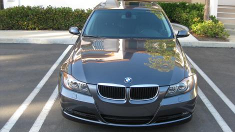 Photo #5: luxury sedan: 2006 BMW 325 (Charcoal Gray)